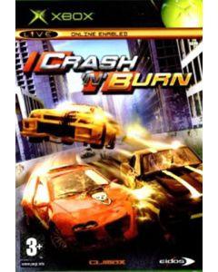 Jeu Crash N Burn (anglais) pour Xbox