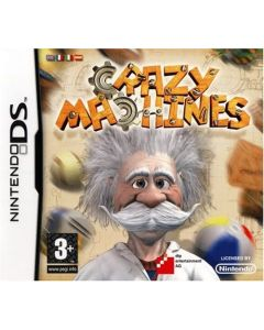 Jeu Crazy Machines pour Nintendo DS