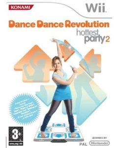 Jeu Dance dance revolution - hottest party 2 pour WII