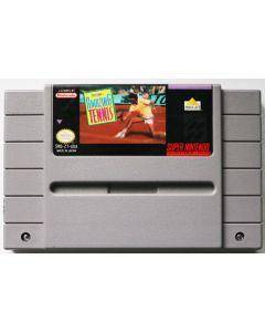 Jeu David Crane's Amazing Tennis pour Super NES