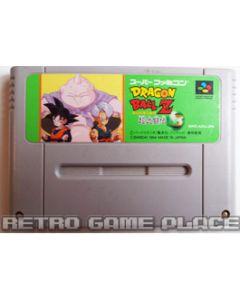 Jeu Dragon Ball Z 3 pour Super Famicom