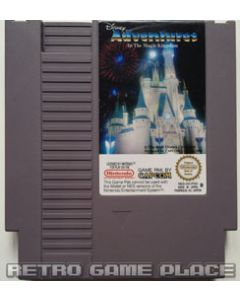 Adventure In The Magic Kingdom Nintendo NES