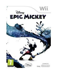 Jeu Disney Epic Mickey pour Wii