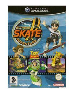 Jeu Disney Extreme Skate Adventure pour Game Cube