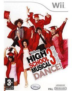 Jeu Disney High School Musical 3 Dance ! Nos Années Lycées pour WII