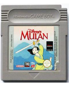 Jeu Disney Mulan pour Game Boy