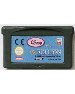Jeu Disney Princesses + Le Roi Lion pour Game Boy Advance