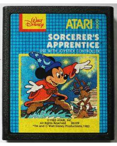 Jeu Disney Sorcerer's Apprentice pour Atari 2600