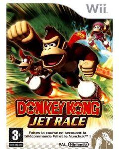 Jeu Donkey Kong - Jet Race pour WII