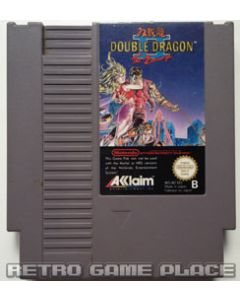 Double Dragon 2: The Revenge Nintendo NES