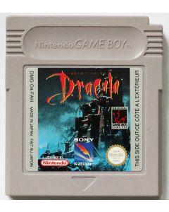 Jeu Dracula pour Game Boy