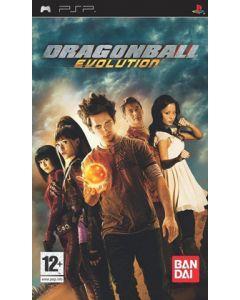 Jeu Dragon Ball Evolution pour PSP