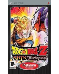 Jeu Dragon Ball Z Shin Budokai - Platinum pour PSP