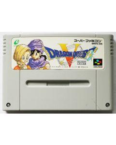 Jeu Dragon Quest 5 pour Super Famicom (JAP)