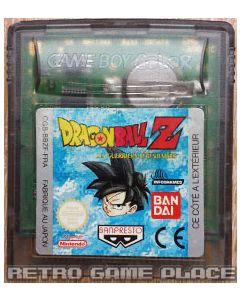 Jeu Dragon Ball Z : les Guerriers Légendaires pour Gameboy Color