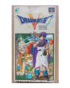 Jeu Dragon Quest V pour Super Famicom