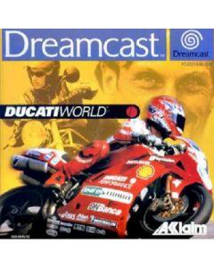 Jeu Ducati World pour Dreamcast
