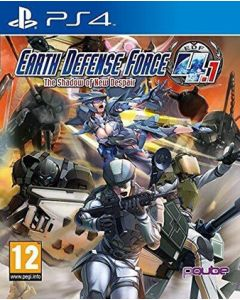 Jeu Earth Defense Force 4.1 - the shadow of new despair (Neuf) pour PS4