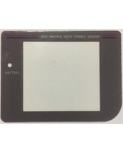 Vitre d'écran pour Game Boy
