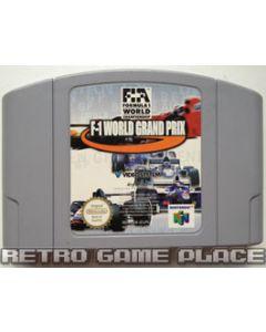 F-1 World Grand Prix Nintendo 64