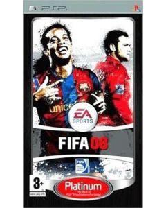 Jeu FIFA 08 - Platinum pour PSP