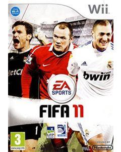 Jeu Fifa 11 pour WII