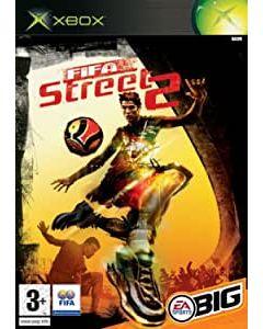 Jeu Fifa Street 2 pour Xbox