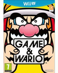 Jeu Game & Wario pour Wii U