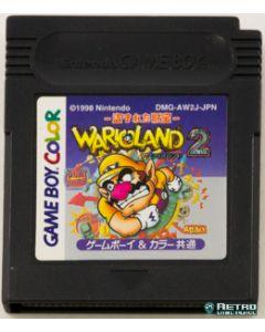 Jeu Warioland 2 pour Game Boy Color