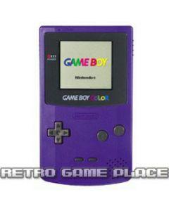 Console Game Boy Color Violette