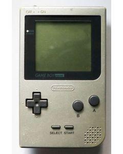 Console Game Boy Pocket Argent