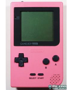 Game Boy Pocket Rose