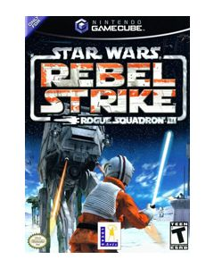 Star wars - Rebel Strike - Rogue squadron 3 gamecube