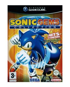 Sonic Gems Collection gamecube