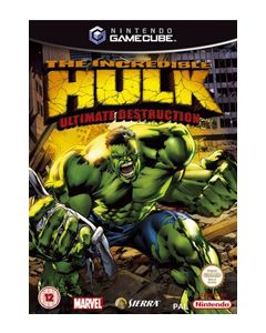 Hulk Ultimate Destruction gamecube