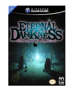 Eternal Darkness Sanity's Requiem gamecube