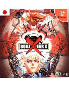 Jeu Guilty Gear X pour Dreamcast