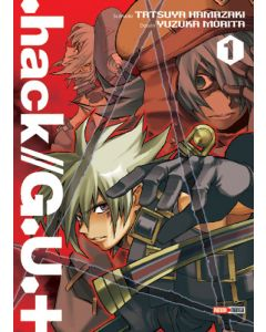 Manga .hack//G.U.+ tome 1