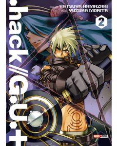 Manga .hack//G.U.+ tome 2