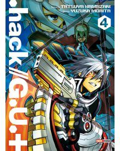 Manga .hack//G.U.+ tome 4