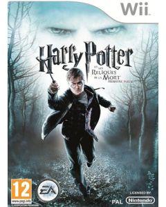 Jeu Harry Potter - les reliques de la mort - 1er partie pour WII