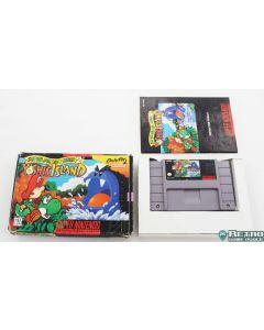 Super Mario World 2 Yoshi's Island Super Nintendo