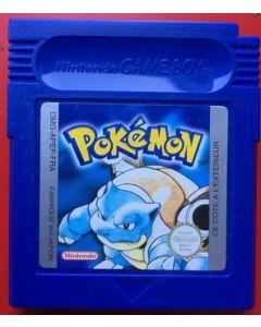 Jeu Pokemon Version Bleu pour Game Boy