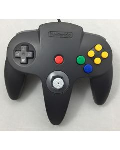 Manette N64 Noire