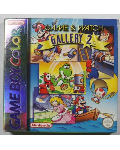 Jeu Game and Watch Gallery 2 pour Game boy color
