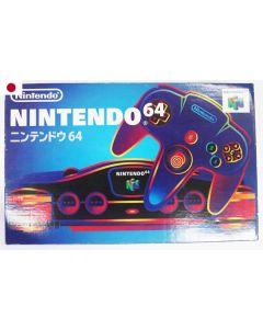 Console Nintendo 64 JAP en boîte