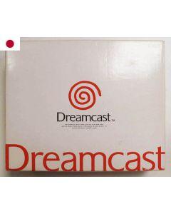 Console Dreamcast Japonaise en boîte