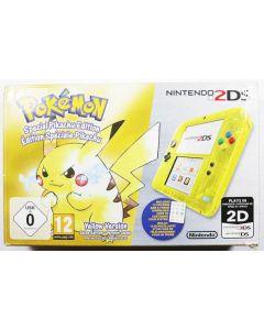 Console Nintendo 2DS Edition Pikachu