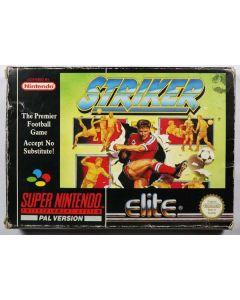 Jeu Striker pour Super Nintendo