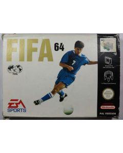 Jeu FIFA 64 pour Nintendo 64